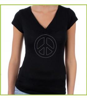 T shirt strass