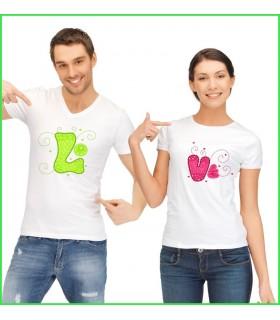 tee shirt tres original et coloré pour l'homme et pour la femme