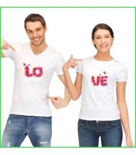 tee shirt moins cher et rigolo pour homme et femme, couple
