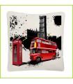 Coussin bus Londres