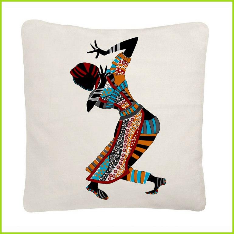 coussin africain beau coussin pas cher pour belle d coration de maison. Black Bedroom Furniture Sets. Home Design Ideas