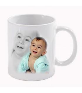 mug personnalisé avec une photo