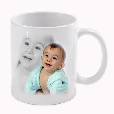 photo sur mug en cadeau personnalis votre photo sur un. Black Bedroom Furniture Sets. Home Design Ideas