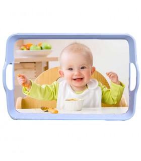 plateau repas personnalisé avec une photo