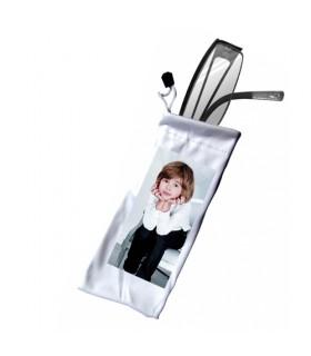 étui à lunettes personnalisé avec une photo