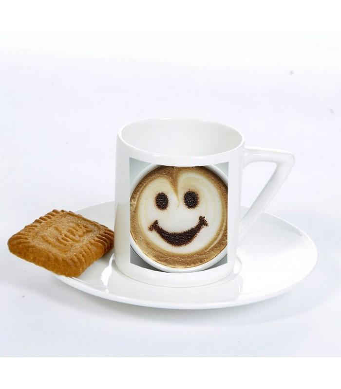 Tasse à café personnalisée photo
