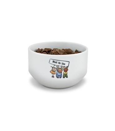 bol petit dejeuner avec photo