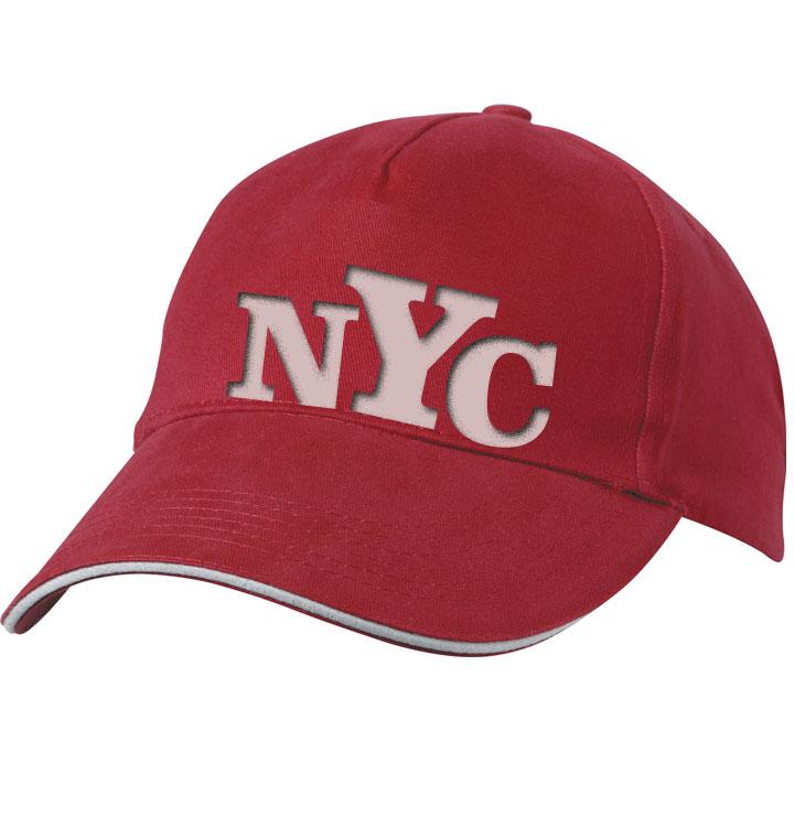 casquette brodée nyc new york