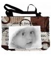 sac femme en toile personnalisé et brodé