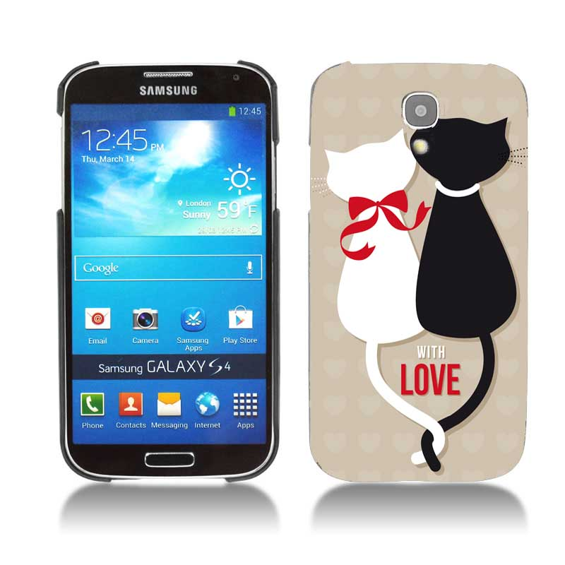 coque avec chats pour t l phone portable iphone ou galaxy pas cher. Black Bedroom Furniture Sets. Home Design Ideas