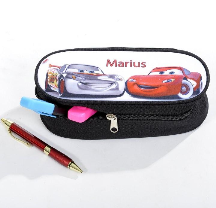 Trousse crayons personnalisée