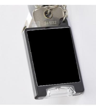 porte clé lumineux personnalisé avec photo
