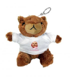 porte clé peluche petit ours