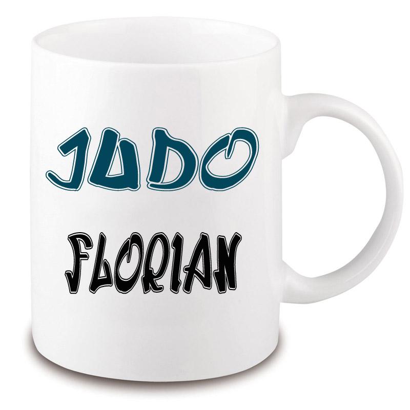 Mug judo personnalisable