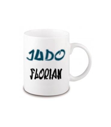 mug original  pour les fans de judo