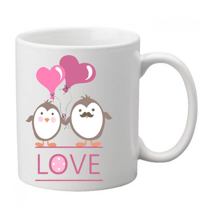 Mug des amoureux