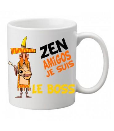 mug rigolo pour boss et patrons