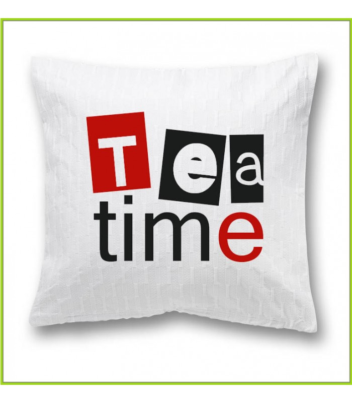 coussin tea time