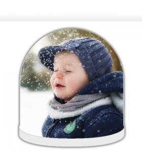 Boule à neige personnalisée