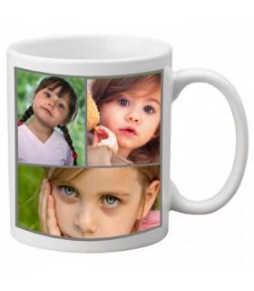 Mug multi avec plusieurs images personnalisé
