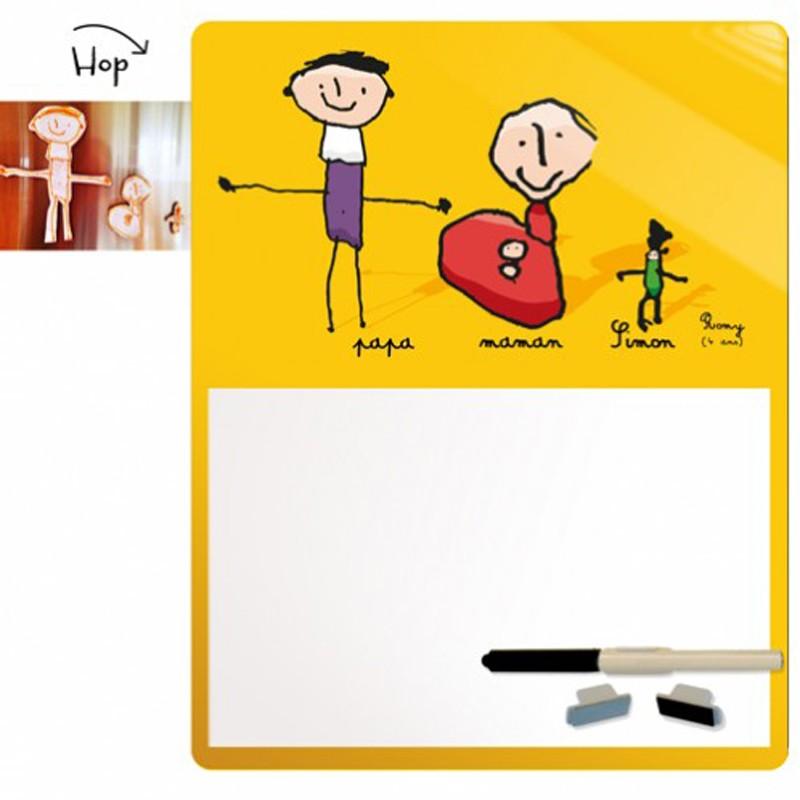 Tableau memo dessin enfant