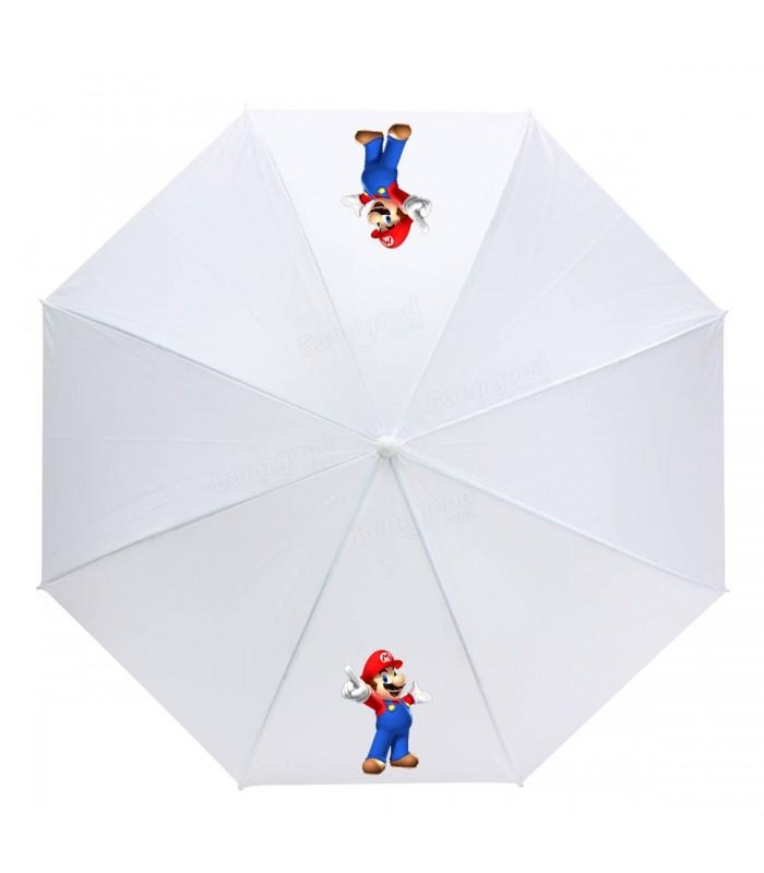 Photo sur parapluie