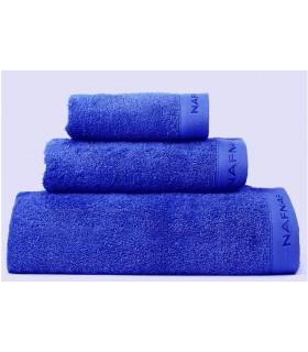 Serviette bleue naf naf