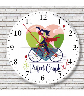 Horloge amoureux