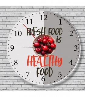 Horloge Healthy