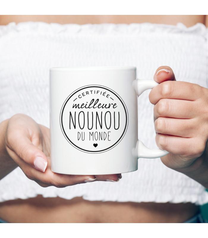 mug pour nounou