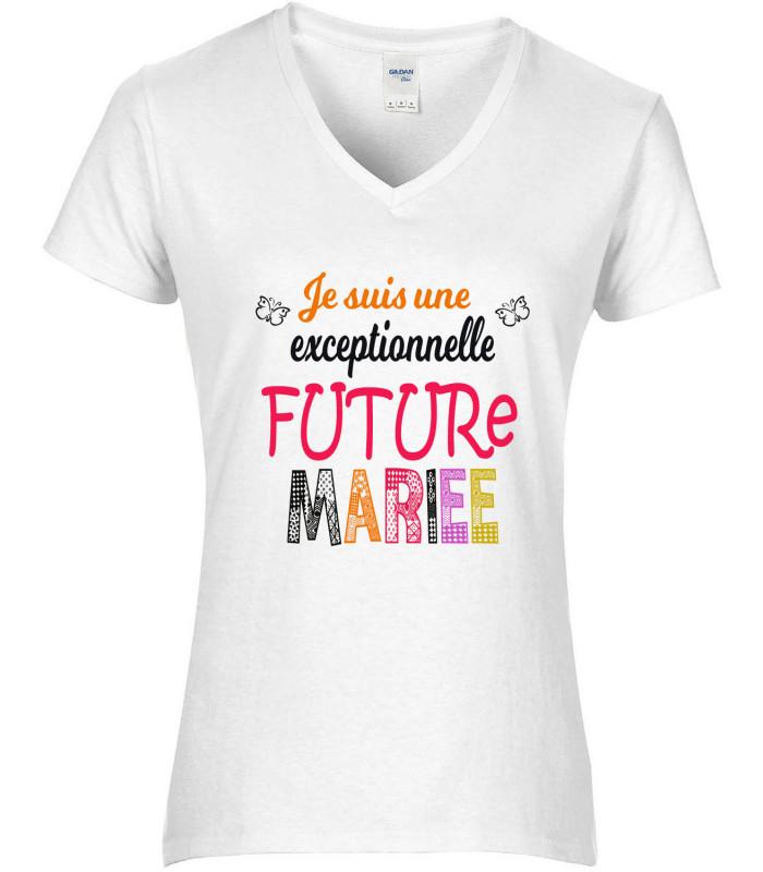 Tee shirt future mariee