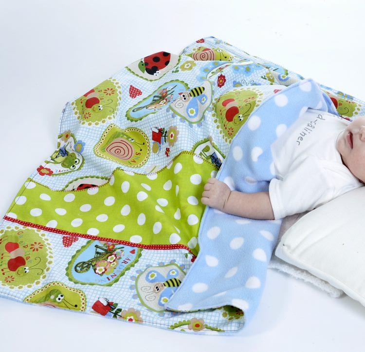 couverture bébé qualité